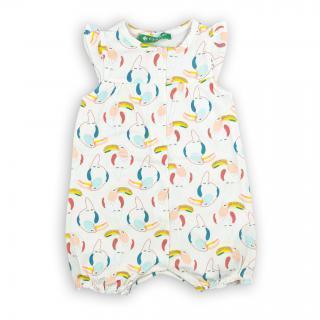 Бебешко гащеризонче Папагали