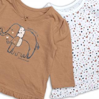 "Блузки ""Elephant"" 2бр."